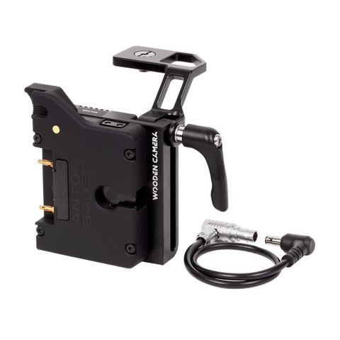 Wooden Camera Micro Gold Mount Battery Slide (Panasonic BGH1)