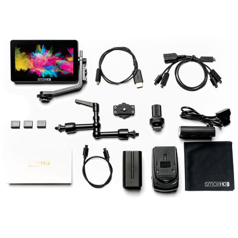 SmallHD Focus HDMI OLED Cine Kit