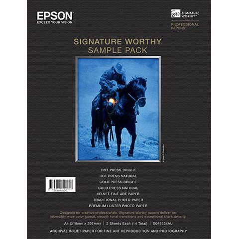 Epson Sample Pack