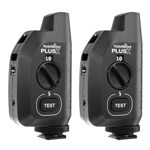 Pocketwizard PlusX Transceiver 2x Pack