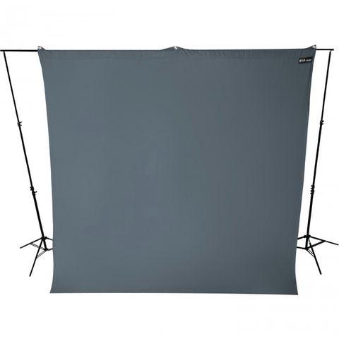 Westcott Neutral Grey Background 2.75 x 3m Wrinkle Resistant