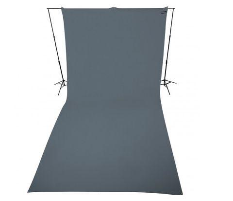 Westcott Neutral Grey Background 2.75 x 6m Wrinkle Resistant