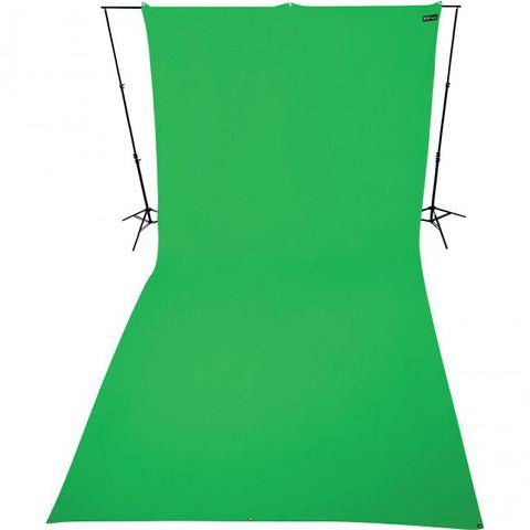 Westcott Chromakey Green Background 2.75 x 6m Wrinkle Resistant