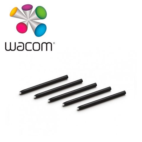Wacom Replacement Nibs Flex 5 Pk