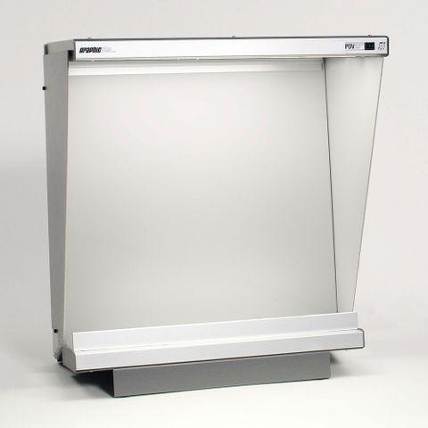 Gti Pdv-2020ex Desktop Viewer With Lower Illumination & Side Walls