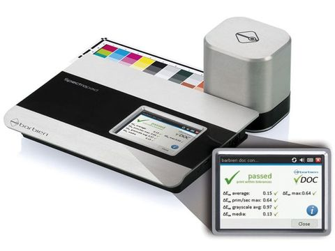 Spectropad With Digital Output Control