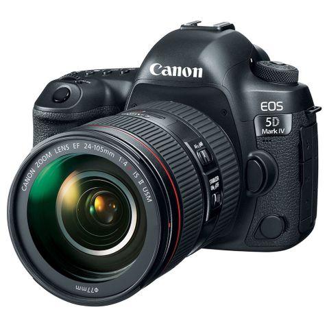 Canon EOS 5DIV Premium Kit with 24-105mm F4 L Lens