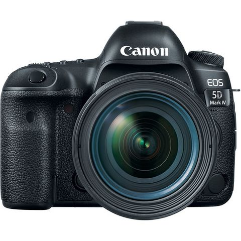 Canon Eos 5D MKIV Pro Kit with 24-70 MKII Lens