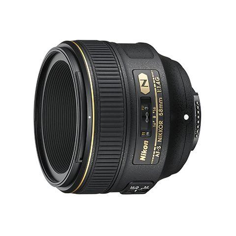Nikon AF-S 58mm f1.4G Lens
