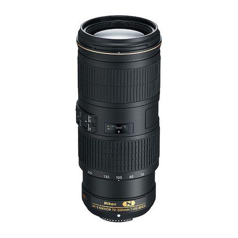 Nikon AF-S 70-200mm F4G ED VR Lens