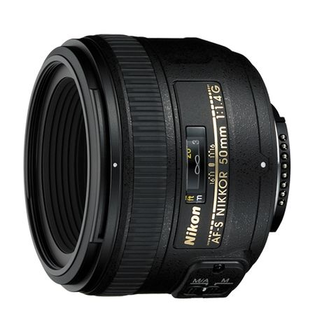 Nikon AF-S 50mm f1.4G Lens