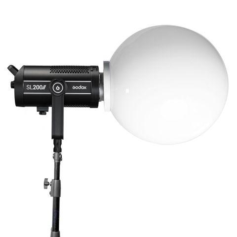 Godox SL-200W Led Light + Jinbei 50cm Ball