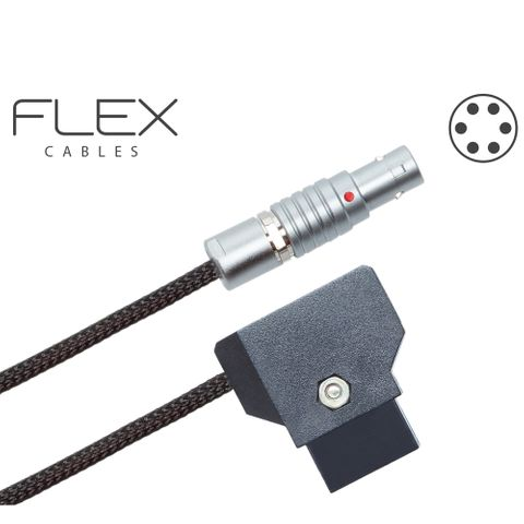 Redrock Micro flexCable powerPack Input D-Tap 127cm