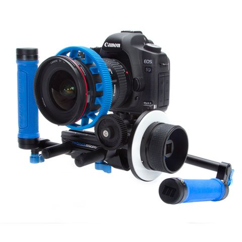Redrock Micro Captain Stubling with FollowFocus