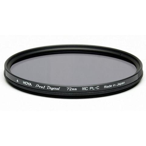 Hoya 72mm Circular Polarising Pro1D DMC Filter