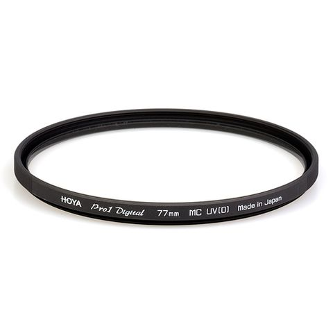 Hoya 62mm UV(O) Pro1D DMC Filter