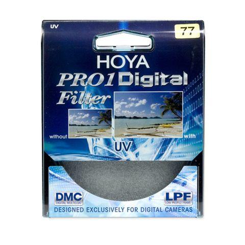 Hoya 52mm UV(O) Pro1D DMC Filter