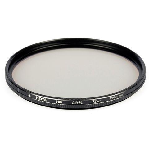 Hoya 72mm Circular Polarising HD Series Filter