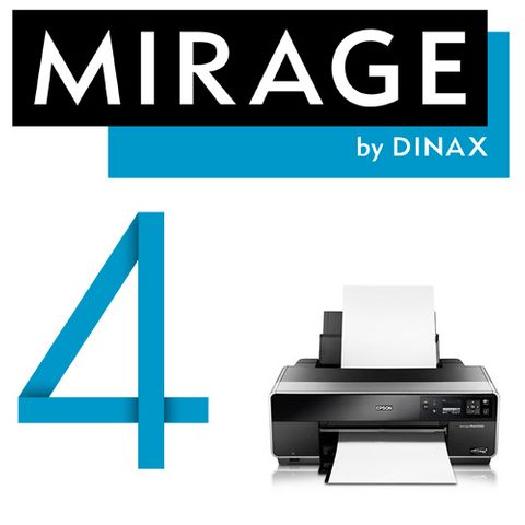 Mirage Small Studio Edition Epson Dongle V4