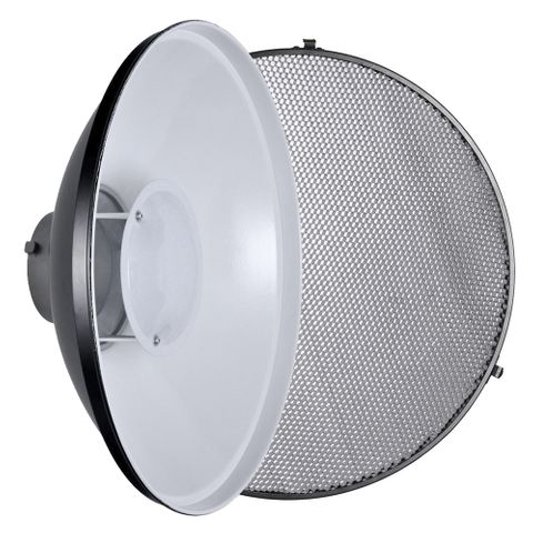 Godox Beauty Dish White 42cm S Type + Grid