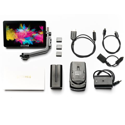 SmallHD Focus HDMI OLED Panasonic DMWBLF19 Bundle