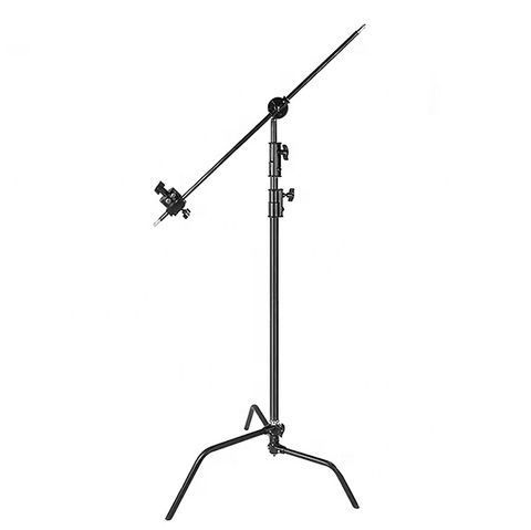 Xlite C Stand with Grip Heads and Arm