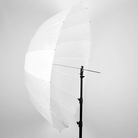 Xlite Deep Parabolic Translucent Umbrella 165cm