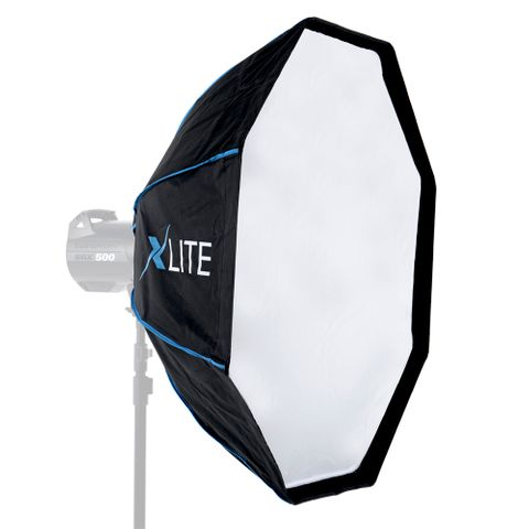 Xlite 90cm Pro Umbrella Octa Softbox + Grid & Mask for Elinchrom