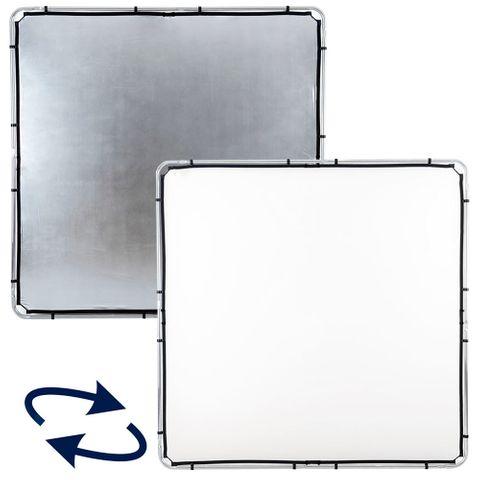Lastolite Skylite Fabric Large 2x2m Silver/White