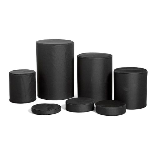 Lastolite Posing Tubs With Cushions (4 In Black)