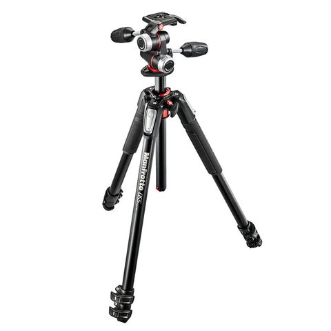 Manfrotto 055XPRO3 Tripod with X-PRO 3 Way Head