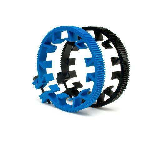 Redrock Micro Microlensgear Blue Size B