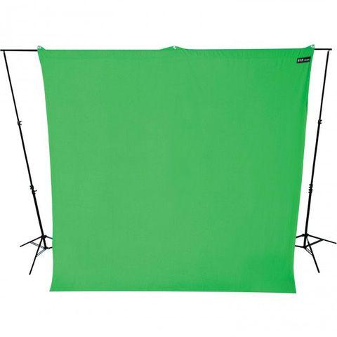 Westcott Chromakey Green Background 2.75 x 3m Wrinkle Resistant