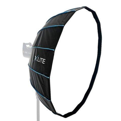 Xlite 105cm Pro Shallow Umbrella Octa Softbox + Grid for Elinchrom