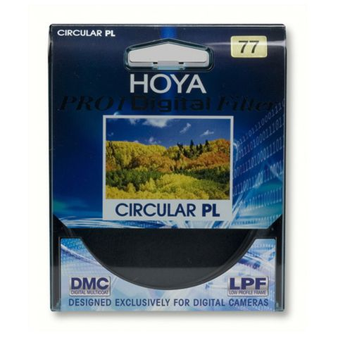 Hoya 52mm Circular Polarising Pro1D DMC Filter