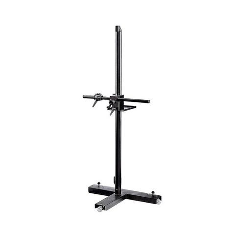 Manfrotto 190 Mini Salon Camera Stand 56 - 182cm