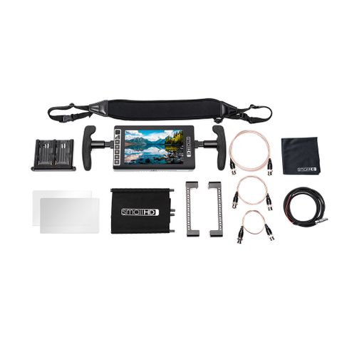SmallHD 703 UltraBright L-Series Bundle