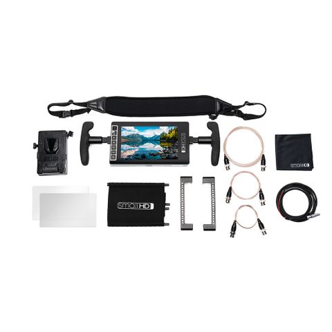 SmallHD 703 UltraBright V-Mount Directors Kit