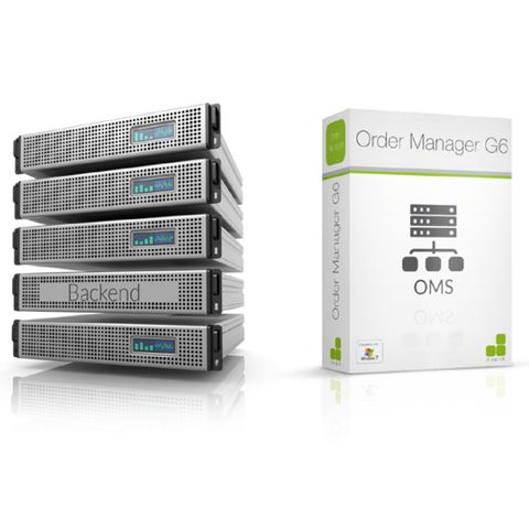 Di Suppor Order Manager G6 - Drylab Edition