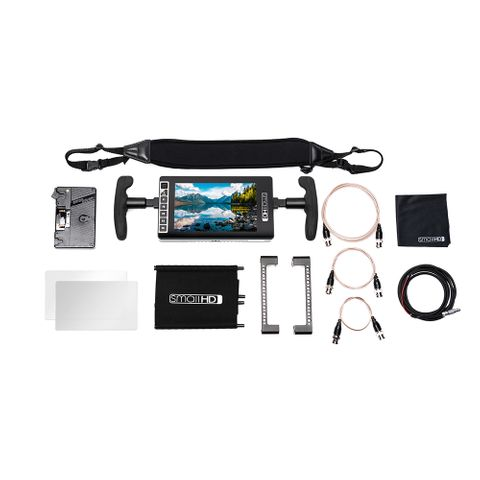 SmallHD 703 UltraBright AB-Mount Directors Kit