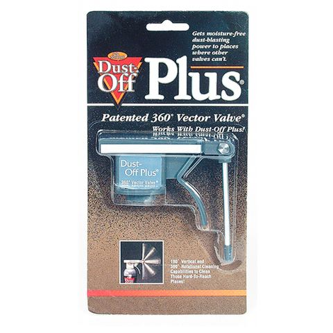 Dust Off Plus Valve Only