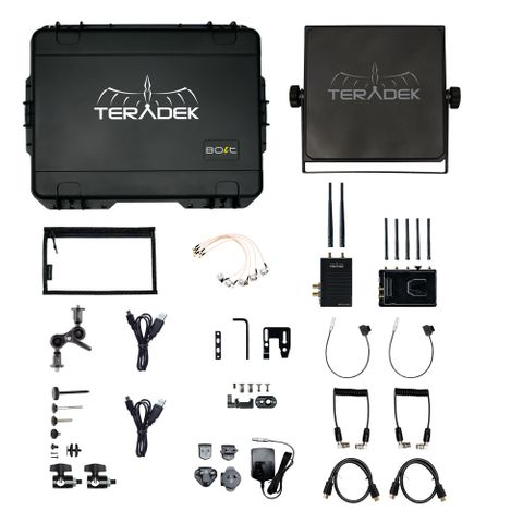 Teradek Bolt XT 3000 SDI/HDMI TX/RX Deluxe V-Mount