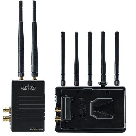 Teradek Bolt XT 3000 SDI/HDMI TX/RX V-Mount