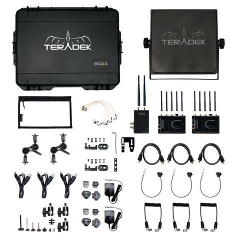 Teradek Bolt XT 3000 SDI/HDMI TX/ 2RX Deluxe V-Mount