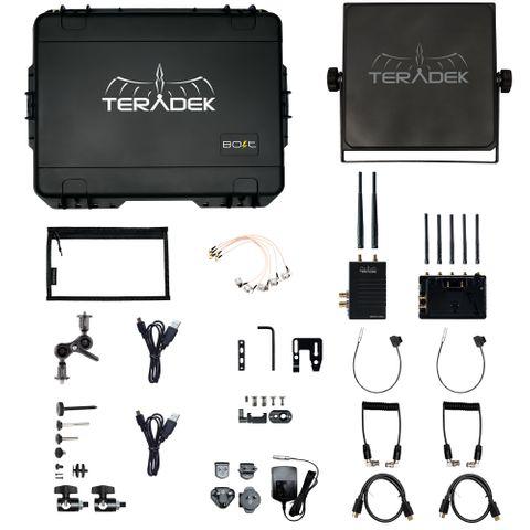 Teradek Bolt XT 3000 SDI/HDMI TX/ RX Deluxe Kit AB-Mount