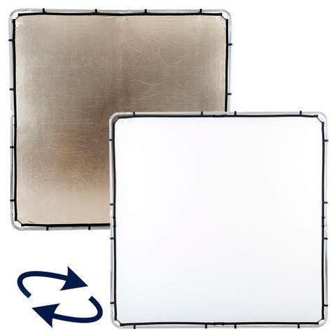 Lastolite Skylite Fabric Large 2x2m Sunfire/White