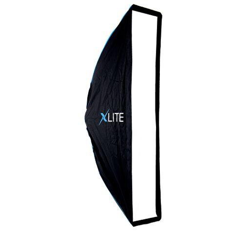 Xlite 25x100cm Pro Umbrella Strip Softbox + Grid & Mask for Profoto