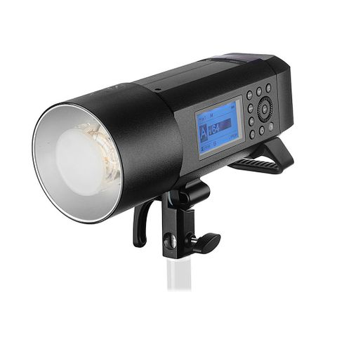 Godox AD400PRO TTL Flash With Lithium Ion Battery