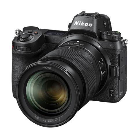 Nikon Z 7 + Nikkor Z 24-70mm F/4 S Lens