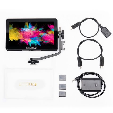 SmallHD Focus HDMI OLED Sony NPFZ100 Bundle